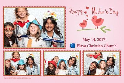 Playa Christian Church - Mother's Day 2017