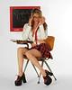 Playboy model Kylie Kohl