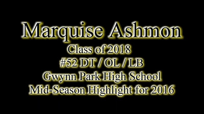 marquiseashmon_2016_highlight movie