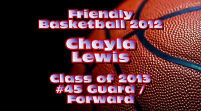 Chayla_Lewis_2013_Basketball
