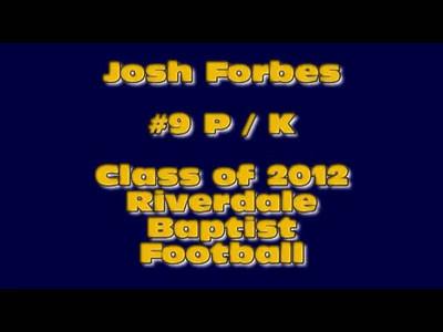 Josh Forbes