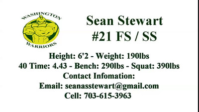 Sean Stewart Highlight 2017 / With Sound