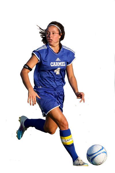 Girls CHS Soccer 2011