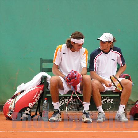 Del Potro (RG 2006) - incl. doubles with G. Gaudio