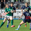 Ireland Women secure a har fought win against Scotloand in their opening Six Nations game at Donnybrook.