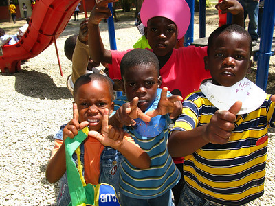Haiti Playground July 2009