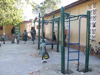 Haiti - Compassion Playgrounds-2011