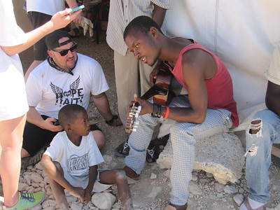 Hope for Haiti January 2013