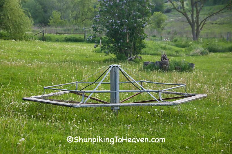Antique Merry-Go-Round, Dane County, Wisconsin
