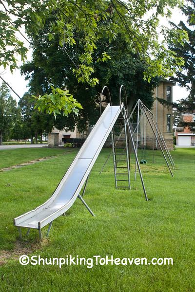Playground Equipment, East Bristol, Wisconsin