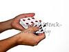 hand Dealing Cards