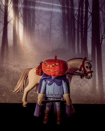 Playmobil Headless Horseman
