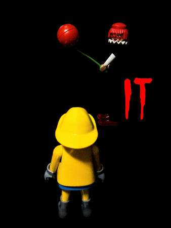 Playmobil Stephen King's IT