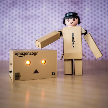 Exposed! Danbo (Danboard) is really Playmobil, Yotsuba&! cardboard box robot.