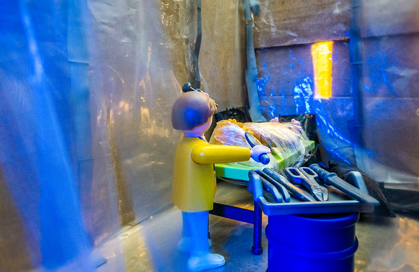 Dexter - Playmobil Serial Killer