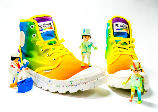 Playmobil Palladium Pampa Rainbow Boots