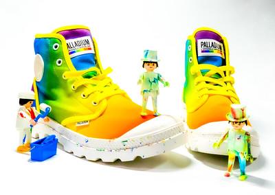 Playmobil Palladium Pampa Rainbow Boots