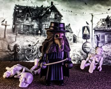 Playmobil Plague Doctor 2020 Covid-19