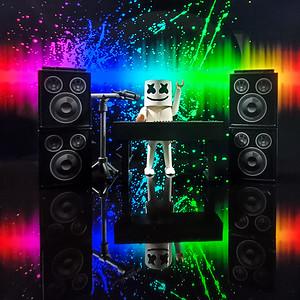 Playmobil DJ Marshmello