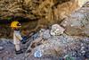 Playmobil mica miner. Mt. Lemon, Tucson, Arizona USA
