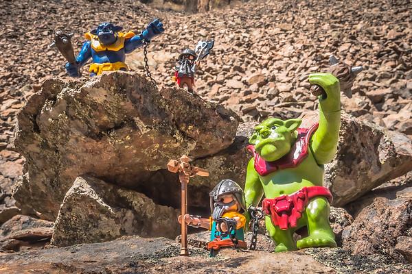 Playmobil Trolls