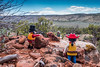 Vermillion Cliffs campsite on House Rock road, Arizona