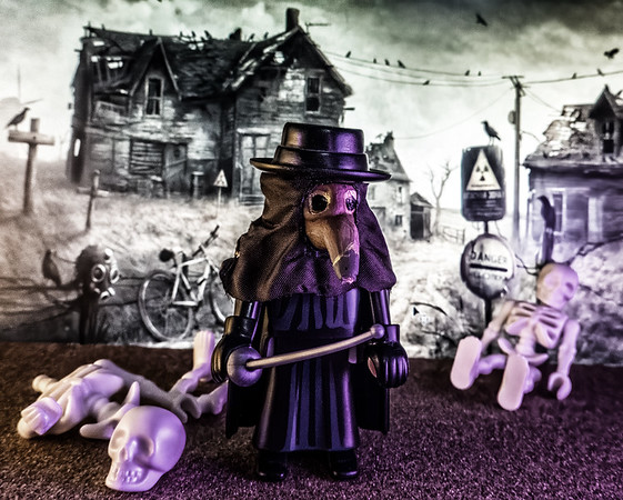 Playmobil Plague Doctor 2020 Covid-19