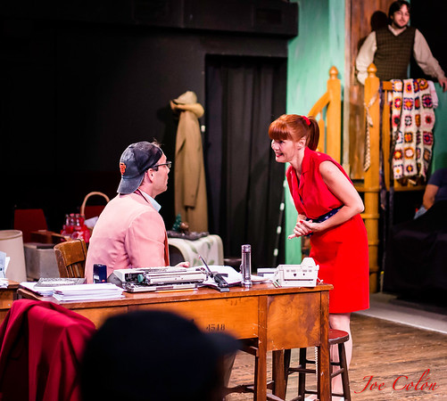The Star Spangled Girl  by Neil Simon Directed by Pat Price