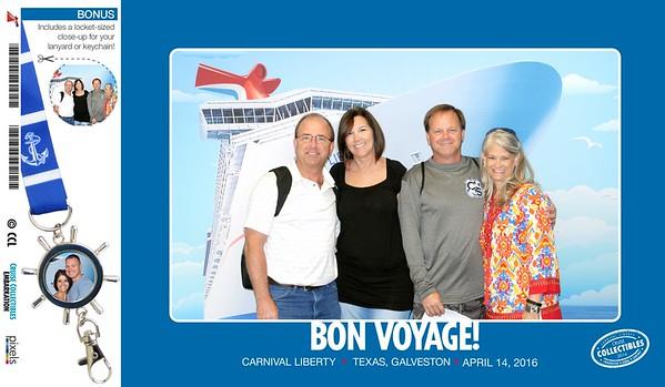 birthday cruise 2016