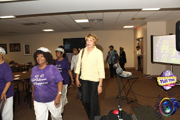 SEPTEMBER 27TH,  2013: IT'S PLAYTYME @ THE BOWSER SENIOR FAMILY CENTER
