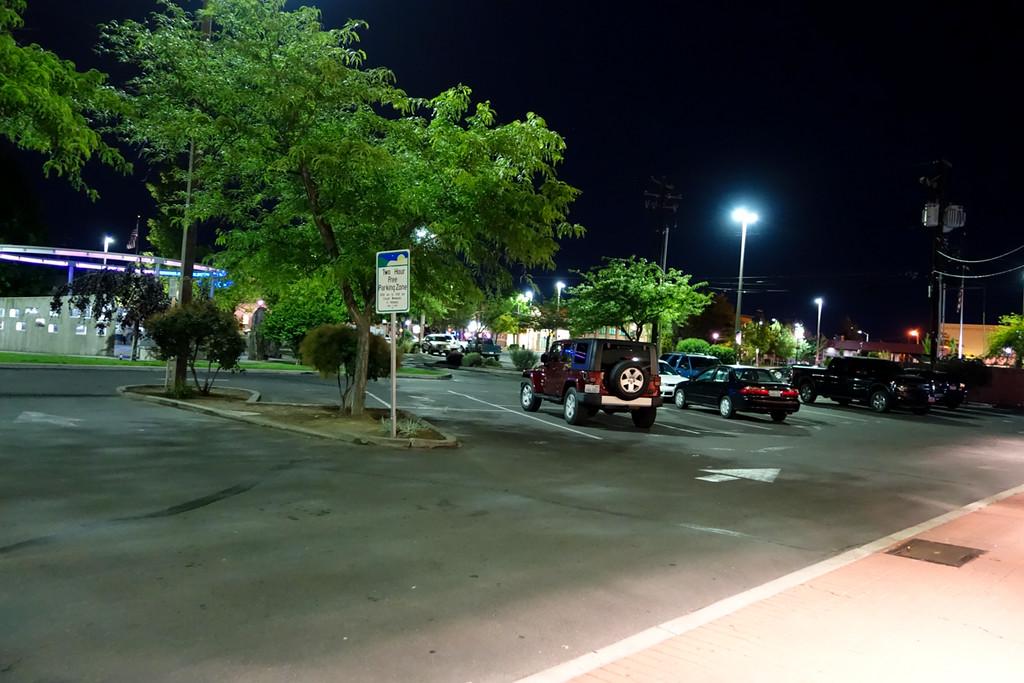 Millennium Plaza Parking Lot<br /> Yakima, WA