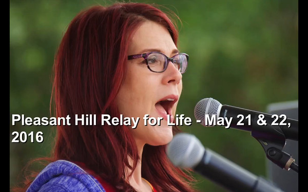 Pleasant Hill Relay for Life Slideshow 2016