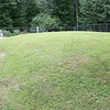 Pleasant Kennels in Leominster held a ribbon cutting on Thursday, July 25, 2019. A view of the area for the dogs to run around in during their stay at the kennels. SENTINEL & ENTERPRISE/JOHN LOVE