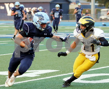 JV Pleasant Valley vs. Del Oro 8/31/2017