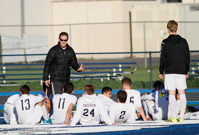 Pleasant Valley defeats West Valley 6-1 in Northern Section Division 1 semifinal soccer match, sending the Vikings to the championship game against Chico High this Saturday Thursday February 23, 2017 at Pleasant Valley High School in Chico, California. (Emily Bertolino -- Enterprise-Record)
