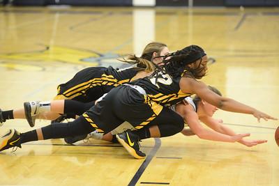 Pleasant Valley hosts Enterprise High girls basketball  Friday January 12, 2018 in Chico, California. (Emily Bertolino -- Enterprise-Record)