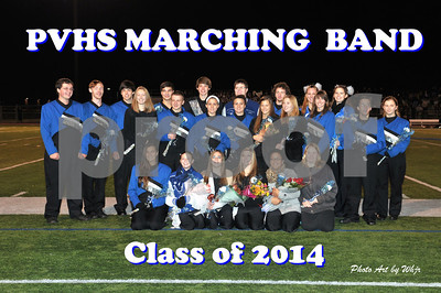 MARCHING Band Class of 2014