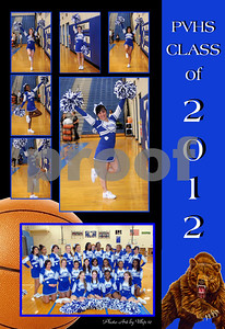Cheerleading Poster