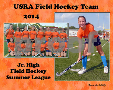USRA Field Hockey Team 2014