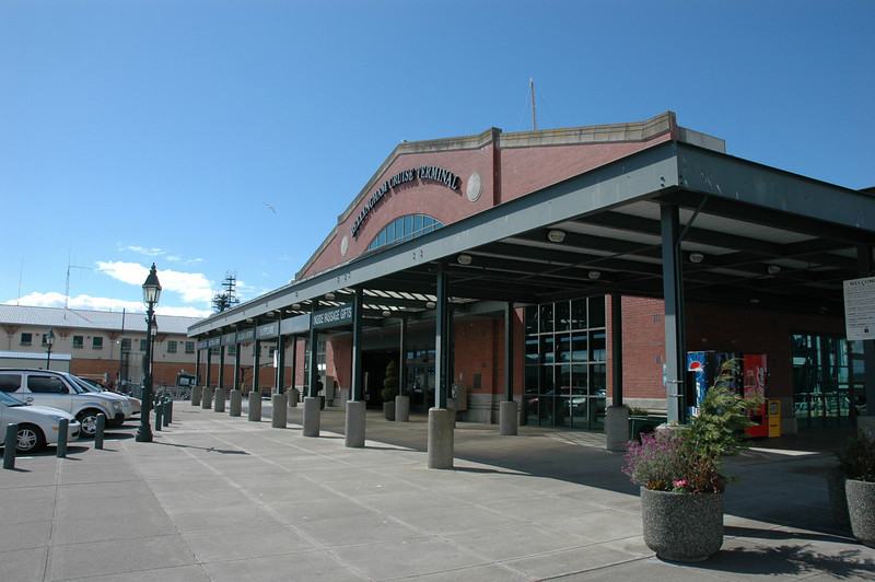 For Sunday May 22....72 pictures beginning here<br /> <br /> Alaska Ferry Terminal Bellingham Washington...
