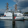 US Coast Guard Bellingham Station #2....next to the Alaska ferry Terminal..<br /> <br /> 87 ft Patrol Boats...<br /> <br /> USCGC TERRAPIN....87366 <br /> USCG SEA LION....87352