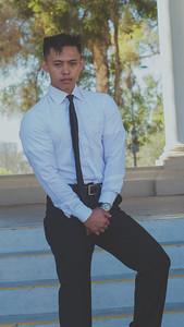 Brandon Lim - Sergeant at Arms