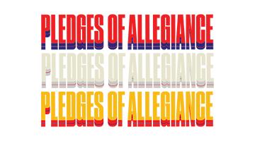 Pledges of Allegiance Public Art Campaign