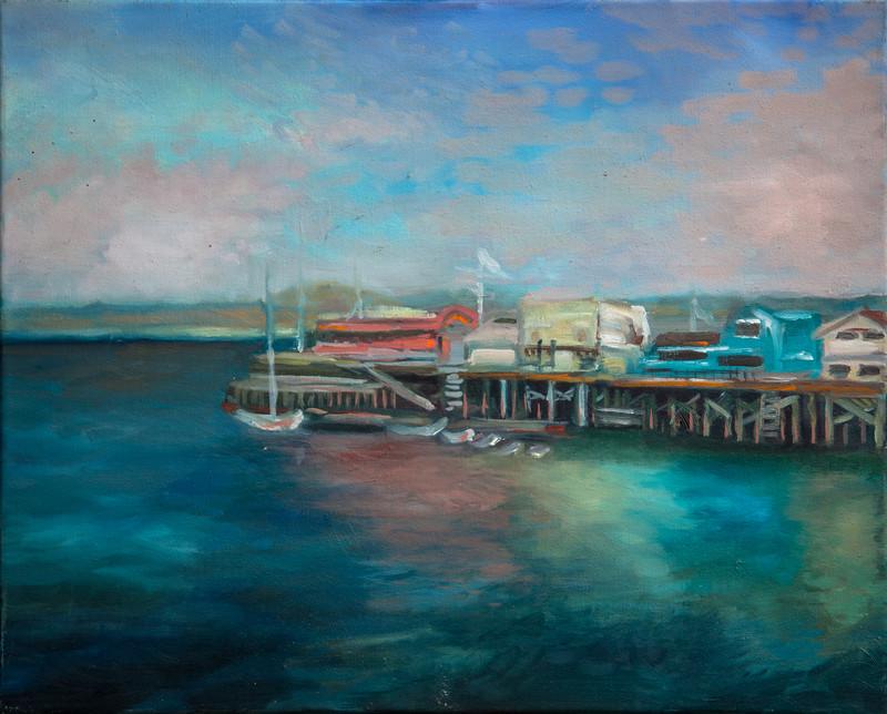 Fishermans Wharf, Monterey Ca.