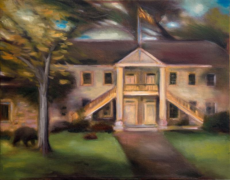 Colton Hall, Monterey CA.