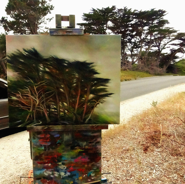 Lighthouse Ave. Pacific Grove