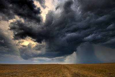 Nadciąga deszcz