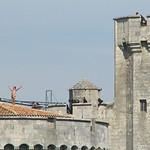 World Championship CLIFF DIVING  2010    -  La Rochelle  -  France