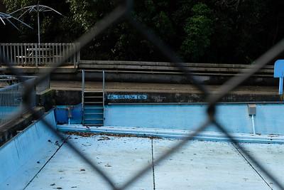 154 Summer pool, not summer