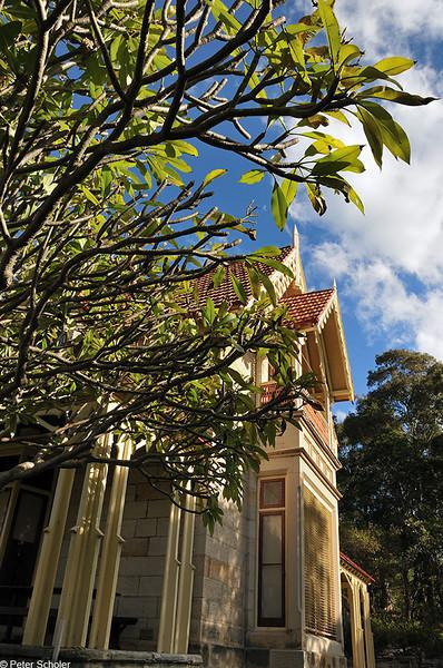 Nielsen Park, Sydney, Australia.